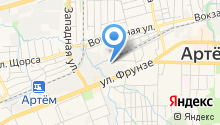 Адамант-ДВ на карте