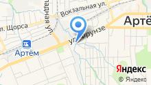 Федерация айкидо Приморского края на карте