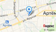 Национальная почтовая служба-Байкал на карте