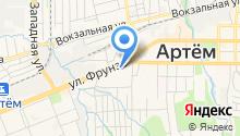 Советский ГОСТ на карте