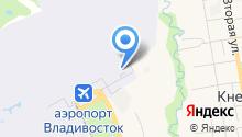 Карго-Владивосток на карте