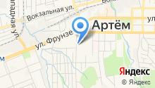 АртПраздник на карте