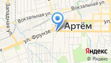 Кибир-Тандыр на карте