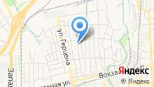 Средняя общеобразовательная школа №6 на карте