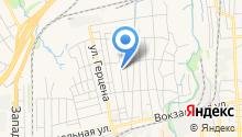 Владивостокский базовый медицинский колледж на карте