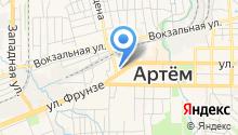 Банкомат, Дальневосточный банк Сбербанка России на карте