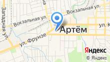 Отдел Военного комиссариата Приморского края по г. Артему на карте