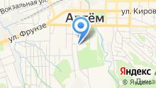Магазин на Пушкина на карте