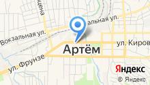 Историко-краеведческий музей г. Артема на карте