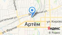 Уссури-Сервис на карте