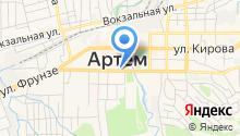 Аптека25.рф на карте