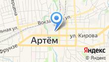19 отряд Федеральной противопожарной службы по Приморскому краю на карте