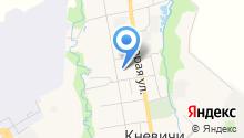 Продовольственный магазин на Первой на карте