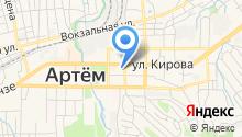 Магазин сухофруктов на карте