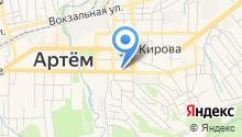 Центр образования на карте