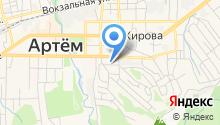 Межрайонный отдел государственного технического осмотра и регистрации автотранспортных средств ГИБДД по Приморскому краю на карте