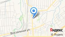 Отделение почтовой связи №53 на карте