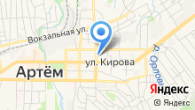 Аптека Миницен на карте