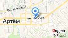 Центр гигиены и эпидемиологии в Приморском крае на карте