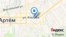 Финансовое Управление Администрации Артемовского городского округа на карте