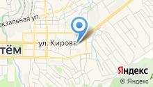 Отделение по делам несовершеннолетних Отдела МВД России по г. Артему на карте
