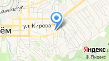 Автомойка на Каховского на карте