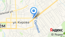 Пенсионный фонд РФ на карте