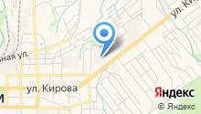 Статус-К на карте