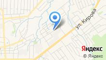 Приморская ветеринарная служба на карте