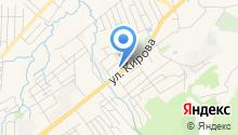 Диал-ДВ на карте