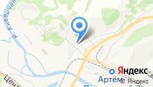 Отделение почтовой связи №14 на карте