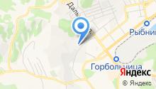 Детская городская больница №2 на карте