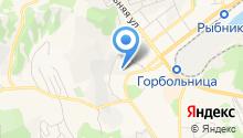 ЕМС Почта России на карте