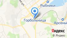 MiDuo на карте