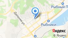 ВНТ на карте