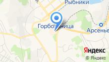 SPORTBYTIK на карте