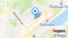 Городская библиотека-музей на карте