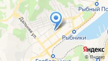 АльянсТелеком на карте