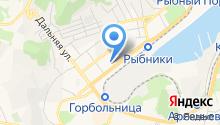 Детская академия на карте