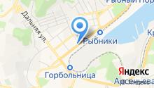 BonJour на карте