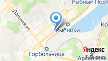 БЛИЦ на карте