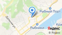27 Отряд ФПС ГПС по Приморскому Краю на карте