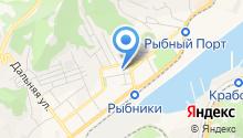 Двист ДВ на карте