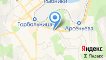 Капелла на карте