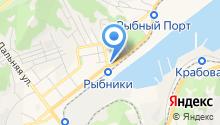Интерсайт на карте