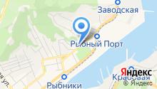 Киберкасса на карте