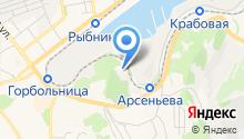 SPARTA на карте