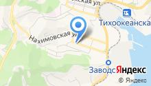 Государственная инспекция по маломерным судам по Приморскому краю Находкинское отделение на карте