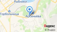 АЗС ААА на карте