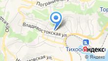 SONIC на карте